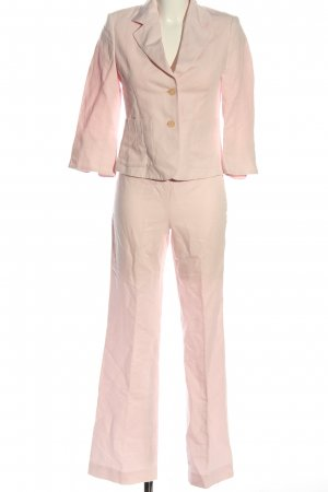 Mexx Jersey Twin Set pink Business-Look