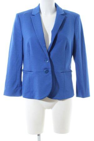 Mexx Jerseyblazer blau Business-Look