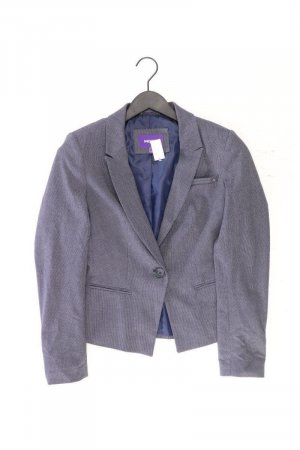 Mexx Jerseyblazer Größe 36 blau aus Polyester