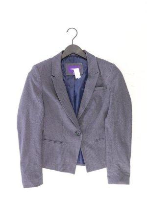 Mexx Blazer in jersey blu-blu neon-blu scuro-azzurro Poliestere