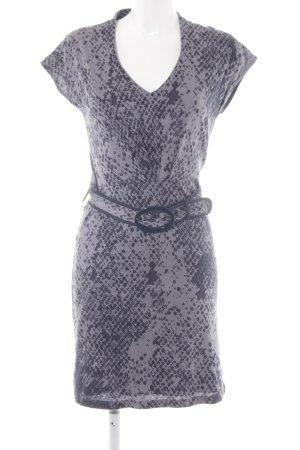 Mexx Jerseykleid abstraktes Muster Elegant