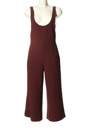Mexx Jumpsuit rot Webmuster Casual-Look