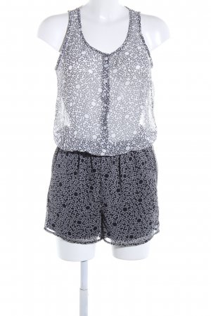 Mexx Jumpsuit grafisches Muster Casual-Look