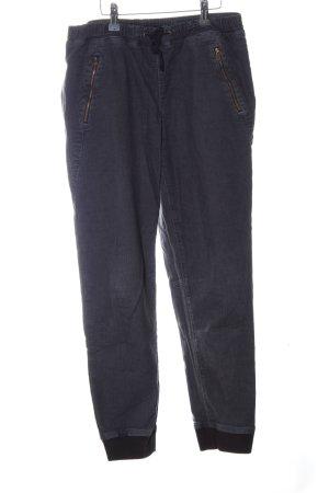 Mexx Spodnie khaki czarny W stylu casual