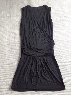 mexx kleid tunika wickelkleid scharz gr. s 36