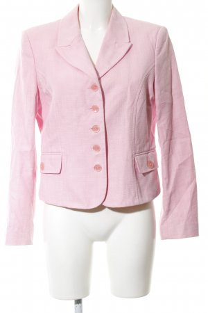 Mexx Kurz-Blazer pink Allover-Druck Business-Look