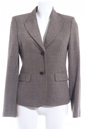 Mexx Kurz-Blazer Karomuster Business-Look