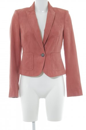 Mexx Kurz-Blazer magenta Business-Look