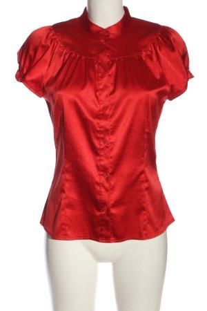 Mexx Short Sleeved Blouse red elegant