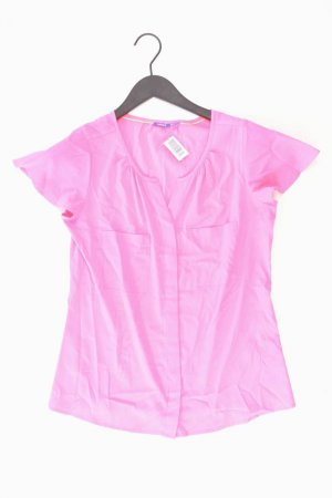 Mexx Kurzarmbluse Größe 36 pink