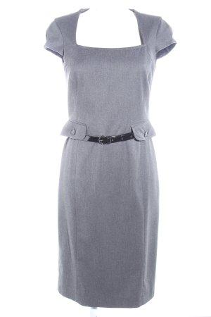 Mexx Robe à manches courtes gris clair style d'affaires