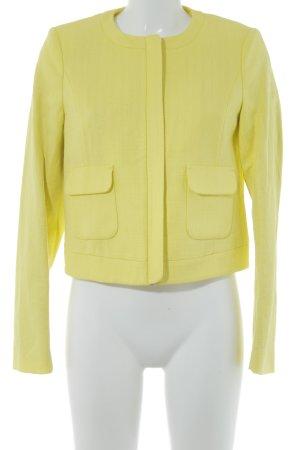 Mexx Kurzjacke gelb klassischer Stil