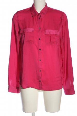 Mexx Langarmhemd rot-pink Casual-Look