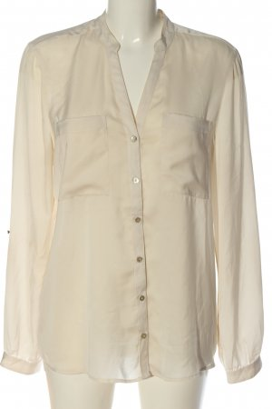 Mexx Long Sleeve Shirt cream business style