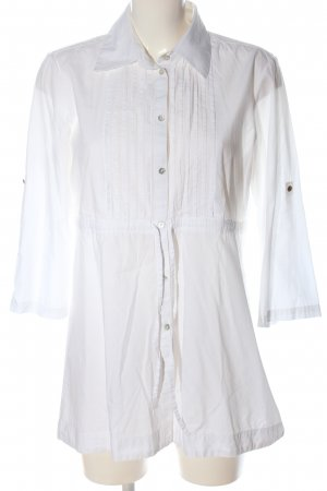 Mexx Long Sleeve Shirt white business style
