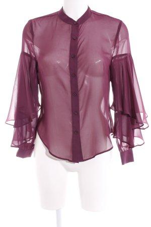 Mexx Langarmhemd purpur