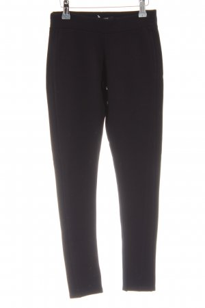 Mexx Leggings schwarz Business-Look