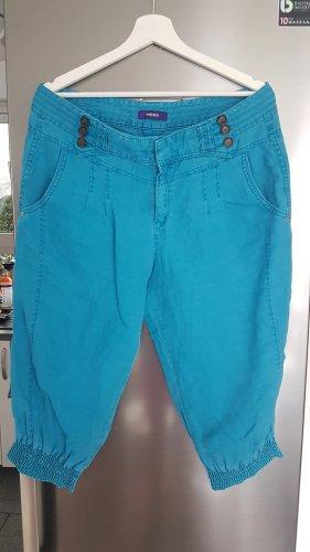 Mexx Spodnie Capri Wielokolorowy