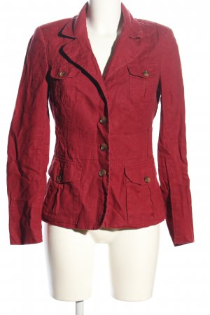 Mexx Leinenbluse pink Casual-Look