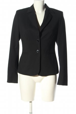Mexx Blazer long noir style d'affaires