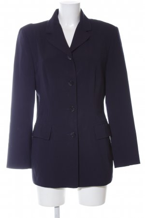 Mexx Long-Blazer blau Business-Look