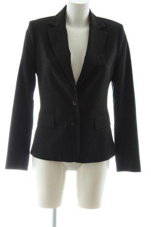 Mexx Long-Blazer schwarz Business-Look