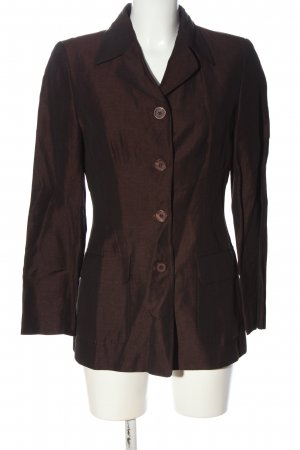 Mexx Long-Blazer bronzefarben Casual-Look