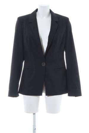 Mexx Long-Blazer schwarz-pink Business-Look