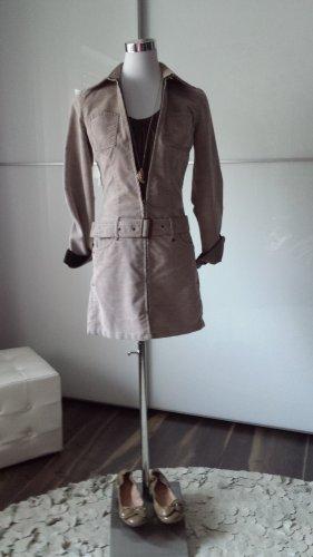 Mexx Coat Dress multicolored cotton