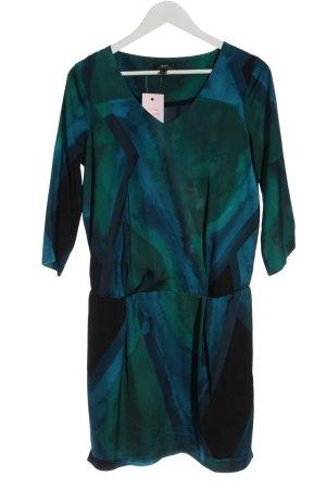 Mexx Midi Dress abstract pattern casual look