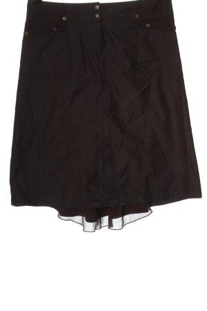 Mexx Spódnica midi brązowy W stylu casual