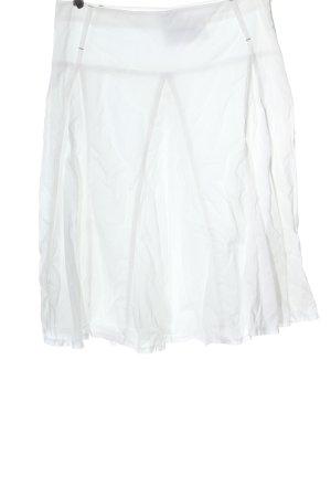 Mexx Midi Skirt white casual look