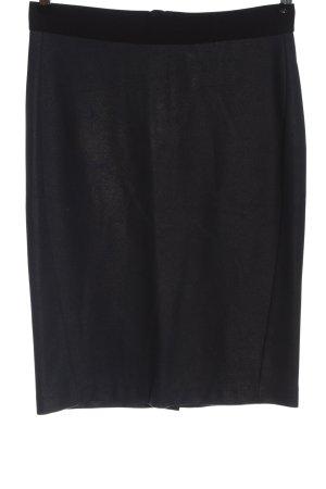 Mexx Spódnica midi jasnoszary-czarny W stylu casual