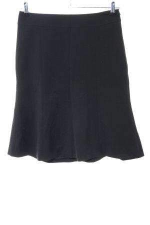 Mexx Spódnica midi czarny W stylu biznesowym
