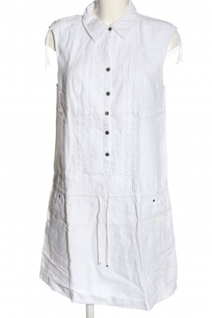 Mexx Robe courte blanc élégant