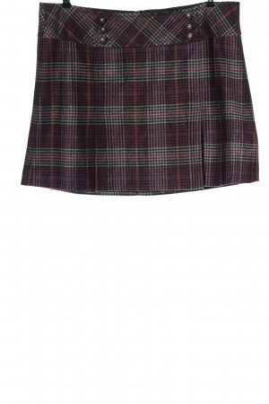 Mexx Miniskirt check pattern casual look