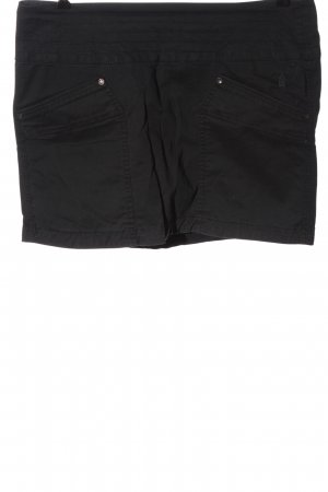Mexx Mini-jupe noir style décontracté