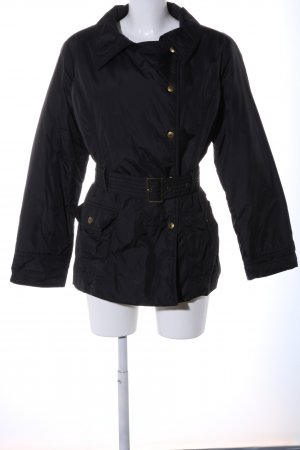 Mexx Outdoorjacke schwarz Casual-Look
