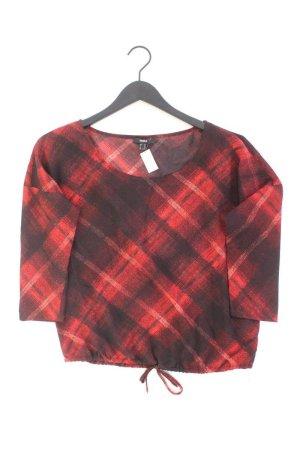 Mexx Oversize-Bluse Größe 36 3/4 Ärmel rot aus Polyester