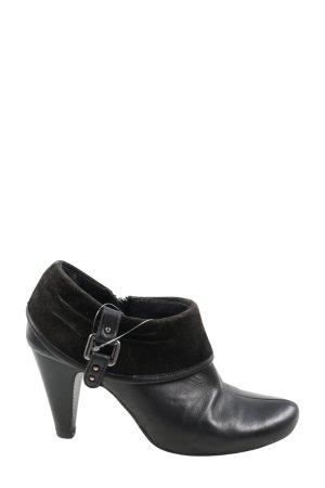 Mexx Reißverschluss-Stiefeletten schwarz Elegant