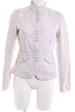 Mexx Ripstop Jacket white casual look