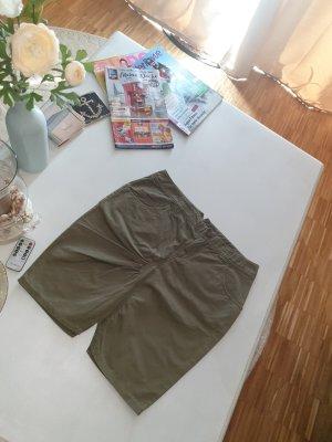 Mexx Spódnica midi oliwkowy-khaki
