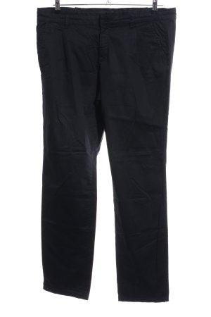 Mexx Röhrenhose schwarz Casual-Look