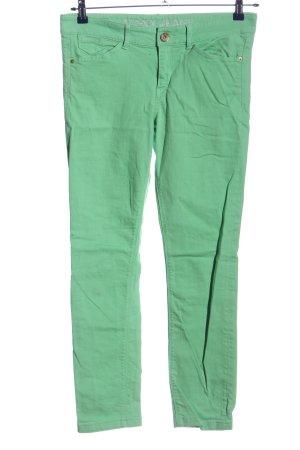 Mexx Röhrenhose grün Casual-Look