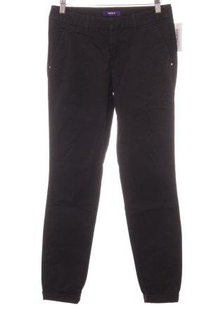 Mexx Röhrenhose schwarz schlichter Stil