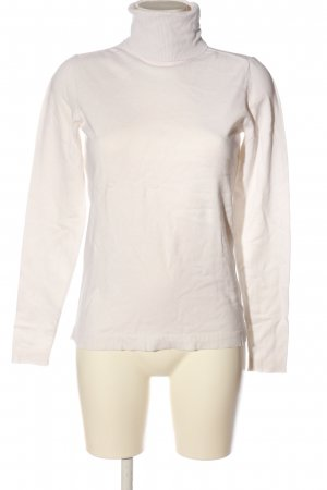 Mexx Turtleneck Sweater white casual look