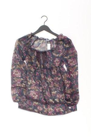Mexx Bluzka z falbankami fiolet-bladofiołkowy-jasny fiolet-ciemny fiolet