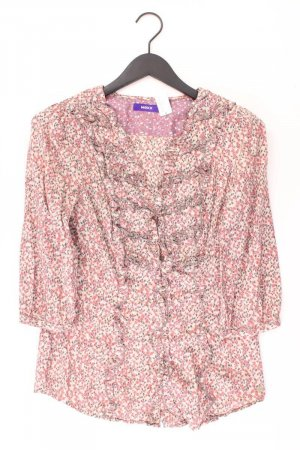 Mexx Ruffled Blouse dusky pink-pink-light pink-pink cotton
