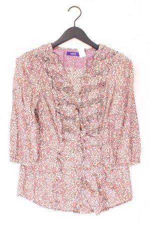 Mexx Bluzka z falbankami stary róż-różany-jasny różowy-różowy Bawełna