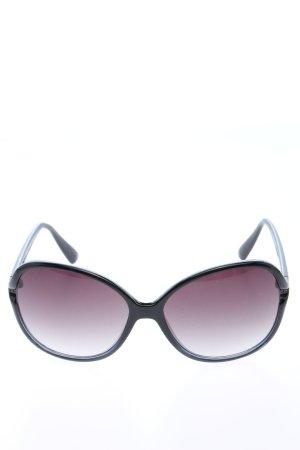 Mexx Gafas de sol redondas negro estilo «business»